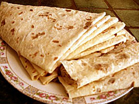 Recipe Lefse Norwegian Wrapping Bread